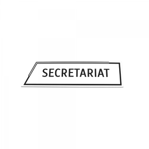 Placa Secretariat Argintie Diversitas Group Romania
