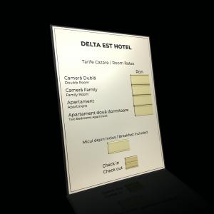 Tarifar Delta Est Hotel Diversitas Group Romania