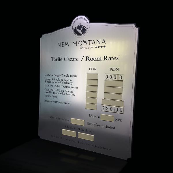 Tarifar New Montana Diversitas Group Romania